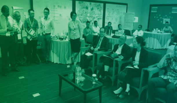 Sinarmas Leadership Dashboard Intelligence Workshop, Jakarta
